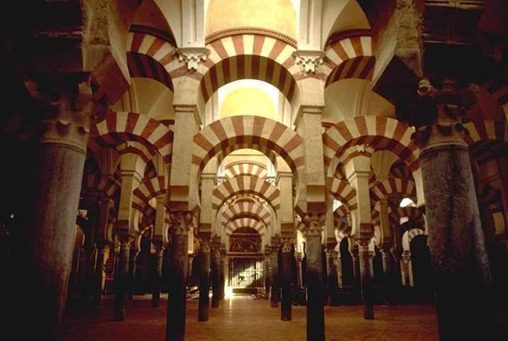 پاو وینت بررسی مسجد جامع قرطبه، کوردبا - مسجد جامع سامرا، ابودلف -مسجد جامع قیروان